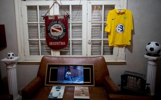 Bất ngờ căn nhà giản dị của huyền thoại Maradona thuở chưa nổi tiếng - 5
