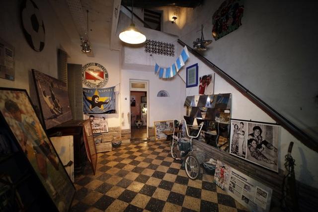 Bất ngờ căn nhà giản dị của huyền thoại Maradona thuở chưa nổi tiếng - 6