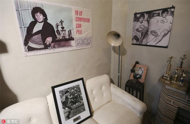 Bất ngờ căn nhà giản dị của huyền thoại Maradona thuở chưa nổi tiếng - 8