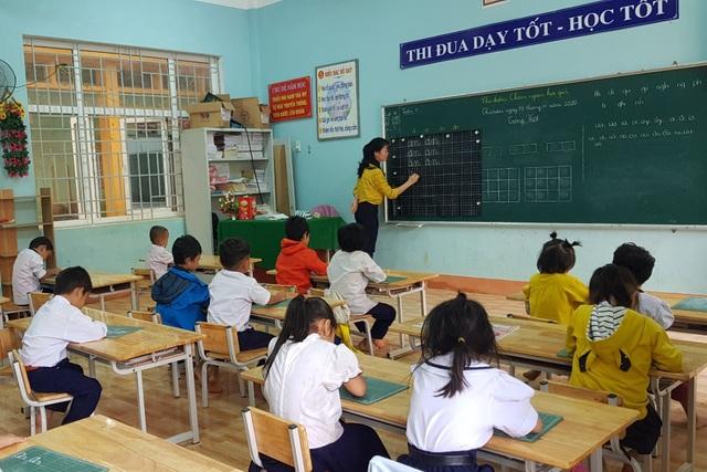 Quảng Nam bàn giải pháp khắc phục thiếu giáo viên mầm non và tiểu học - 1