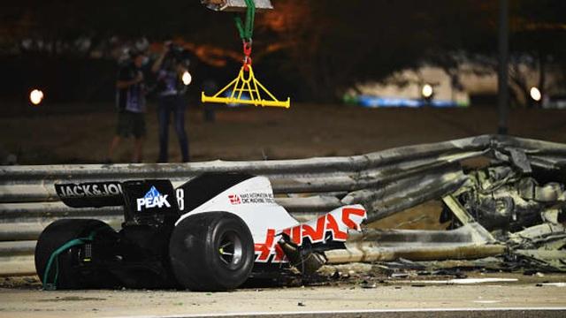 Chặng 15 mùa giải F1 2020: Tai nạn liên tiếp, suýt có tay đua thiệt mạng - 4