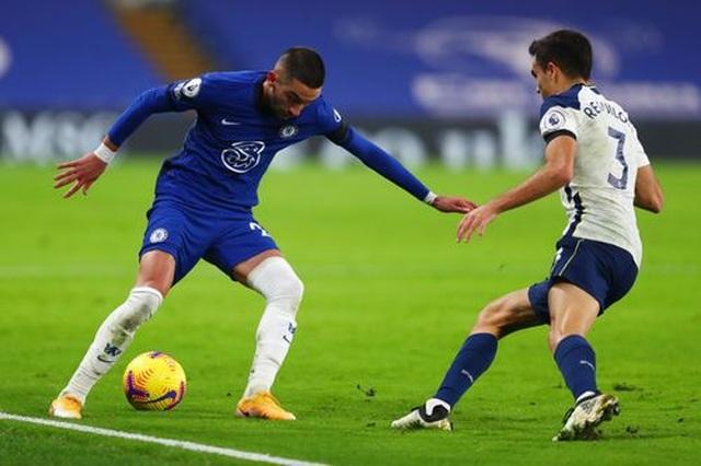 Chelsea 0-0 Tottenham: Những toan tính bóp nghẹt trận đấu - 9