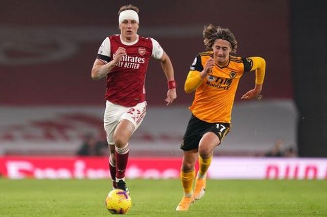 Arsenal 1-2 Wolves: Trái đắng cho Pháo thủ - 2