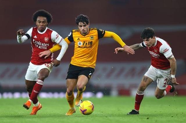 Arsenal 1-2 Wolves: Trái đắng cho Pháo thủ - 3