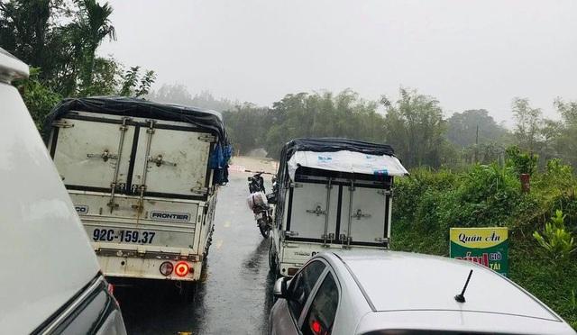 Quảng Nam và Phú Yên mưa lớn, nhiều hồ chứa xả điều tiết - 2