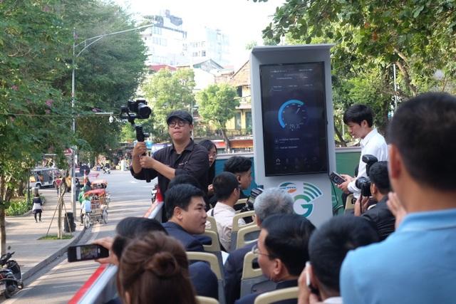 5G: Viettel kinh doanh thử nghiệm tại HN, MobiFone phát sóng tại TP.HCM - 2