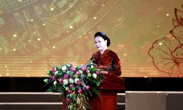 Chủ tịch Quốc hội dự Lễ kỷ niệm 990 năm Danh xưng Nghệ An - 1