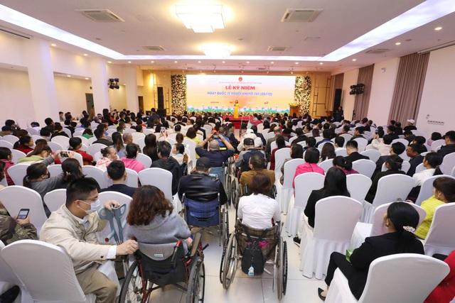 Việt Nam có tỉ lệ người khuyết tật cao so với khu vực - 1
