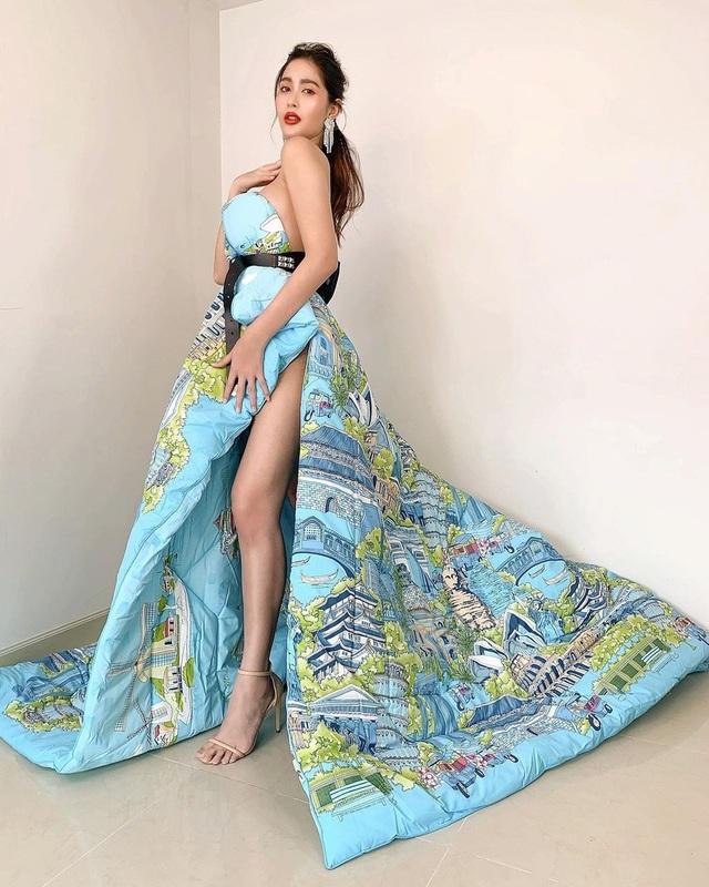 Ngoại hình xinh đẹp và gợi cảm của tân hoa hậu chuyển giới Thái Lan - 11