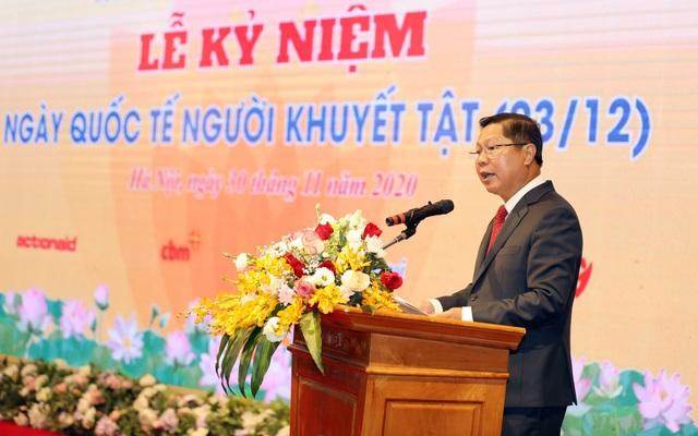 Việt Nam có tỉ lệ người khuyết tật cao so với khu vực - 2