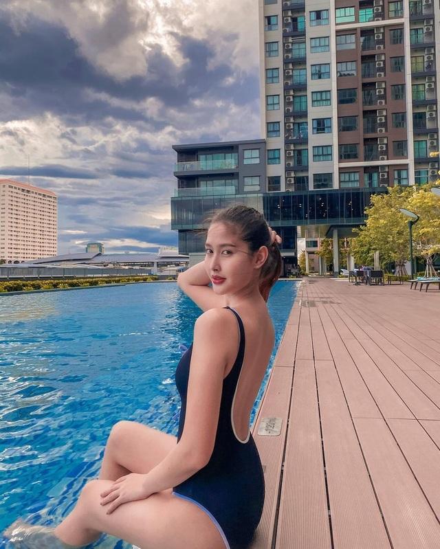 Ngoại hình xinh đẹp và gợi cảm của tân hoa hậu chuyển giới Thái Lan - 7