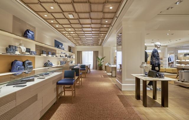 Louis Vuitton thắp sáng Thủ đô Hà Nội với cửa hàng mới:  Hoành tráng hơn, lộng lẫy hơn - 7