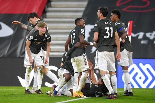 Những khoảnh khắc ngược dòng ngoạn mục của Man Utd trước Southampton - 18