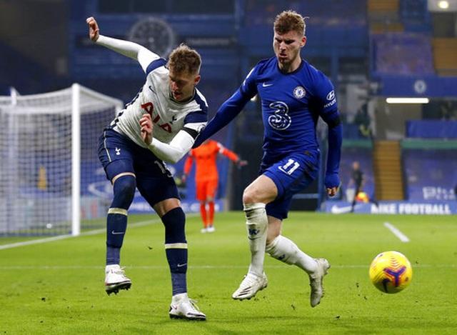 Chelsea 0-0 Tottenham: Những toan tính bóp nghẹt trận đấu - 6