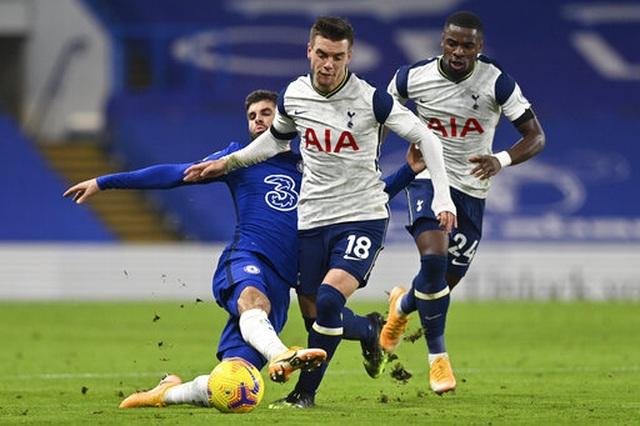 Chelsea 0-0 Tottenham: Những toan tính bóp nghẹt trận đấu - 1