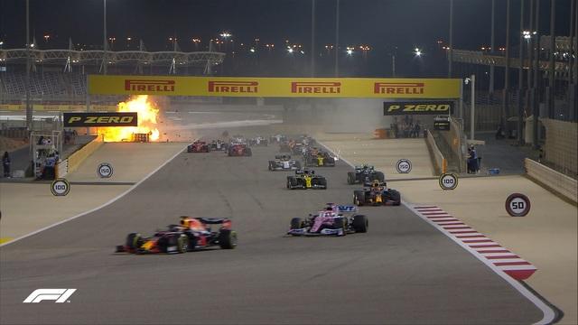 Chặng 15 mùa giải F1 2020: Tai nạn liên tiếp, suýt có tay đua thiệt mạng - 3