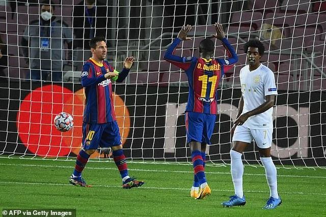 Barcelona và Juventus quyết thắng để đua ngôi đầu bảng - 1