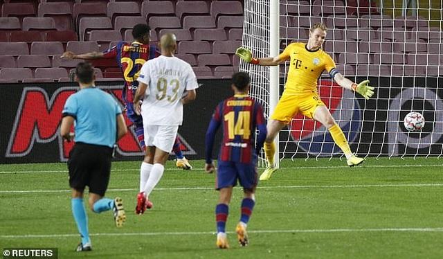 Barcelona và Juventus quyết thắng để đua ngôi đầu bảng - 2