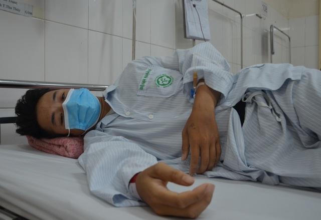 Bác sĩ bệnh viện Bạch Mai kêu gọi giúp đỡ ghép tế bào gốc cho ông bố trẻ - 2
