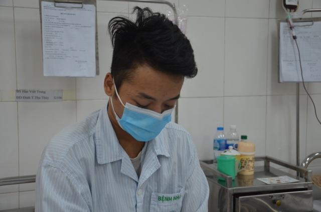 Bác sĩ bệnh viện Bạch Mai kêu gọi giúp đỡ ghép tế bào gốc cho ông bố trẻ - 3