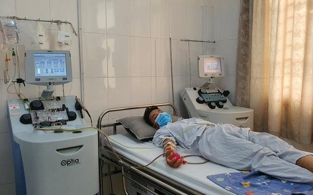 Bác sĩ bệnh viện Bạch Mai kêu gọi giúp đỡ ghép tế bào gốc cho ông bố trẻ - 5