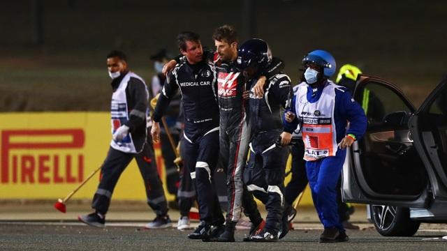 Chặng 15 mùa giải F1 2020: Tai nạn liên tiếp, suýt có tay đua thiệt mạng - 6
