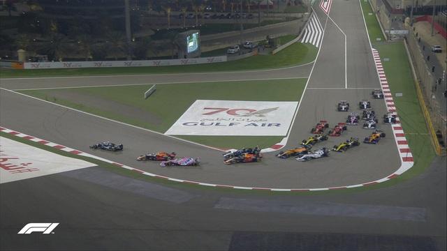 Chặng 15 mùa giải F1 2020: Tai nạn liên tiếp, suýt có tay đua thiệt mạng - 9
