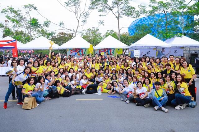 Aviva Việt Nam đồng hành cùng  BritCham Fun Run 2020 - 1