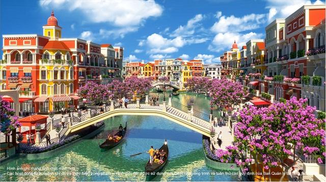 Grand World Phú Quốc - địa chỉ vàng đón trọn xu hướng du lịch tương lai - 1