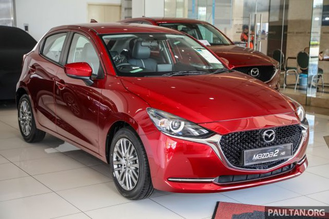 Toyota sẽ sản xuất Mazda2 thế hệ mới hộ Mazda? - 1