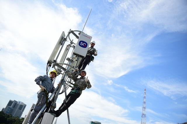 5G: Viettel kinh doanh thử nghiệm tại HN, MobiFone phát sóng tại TP.HCM - 4