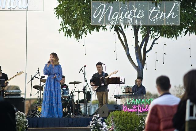 Jimmii Nguyễn, Lê Hiếu, Lệ Quyên hát nhạc tình giữa trời rét - 6