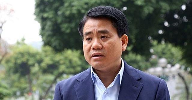 Cựu Chủ tịch Hà Nội Nguyễn Đức Chung hầu tòa - 5