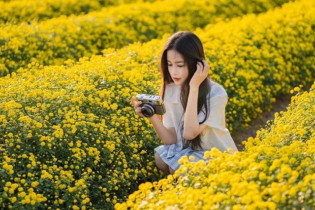 Nữ sinh 15 tuổi vui vì được khen xinh như ca sĩ Chi Pu - 8