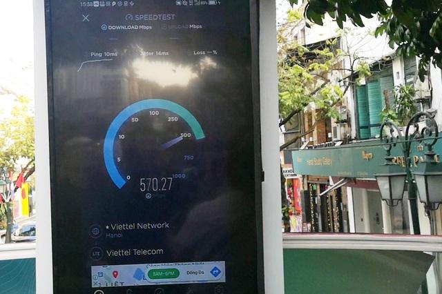 5G: Viettel kinh doanh thử nghiệm tại HN, MobiFone phát sóng tại TP.HCM - 3