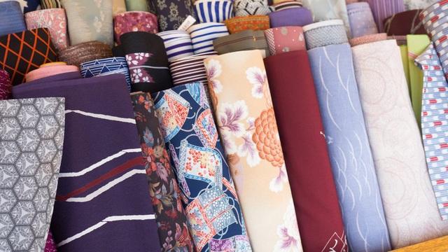 Tanmono: Một súc vải, một bộ kimono - 1