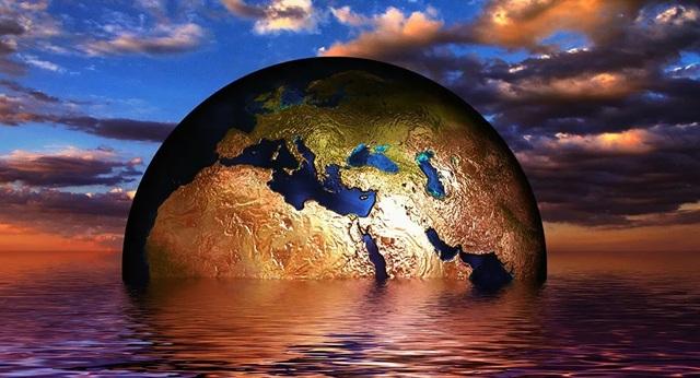 Thảm họa trên Trái đất là không thể tránh khỏi? - 1