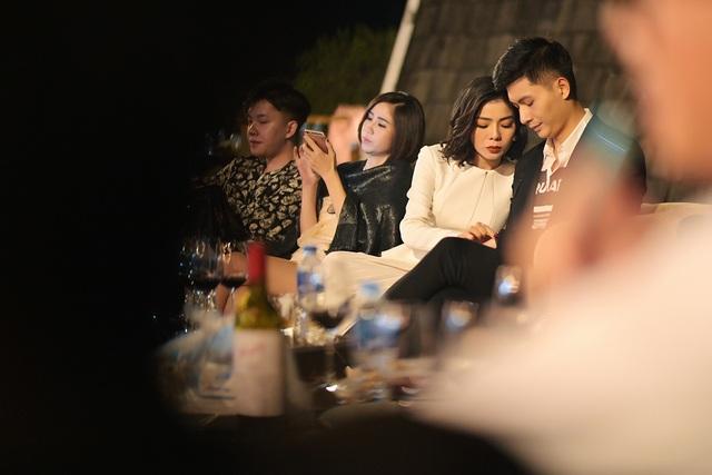 Jimmii Nguyễn, Lê Hiếu, Lệ Quyên hát nhạc tình giữa trời rét - 2