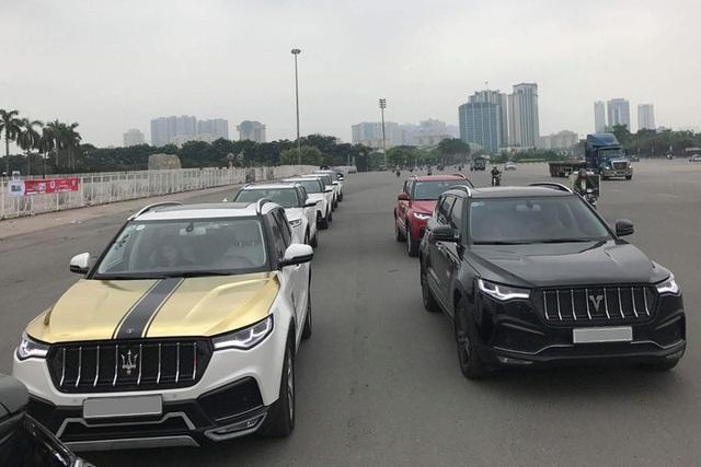 Xe Suzuki giống Mercedes thì ai cũng khen, ô tô Trung Quốc lại bị kêu nhái? - 4