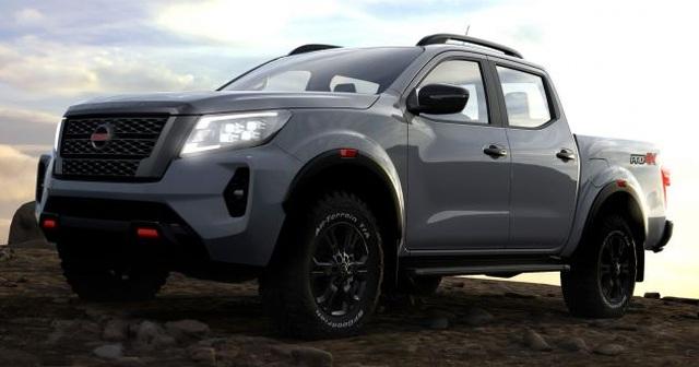 Nissan Navara được nâng cấp động cơ - 1