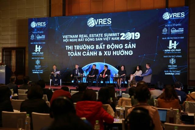 Hội nghị bất động sản Việt Nam - VRES 2020 giải đáp những câu hỏi lớn về thị trường - 2