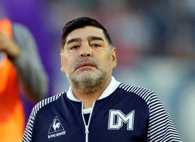 Huyền thoại Maradona đã tìm tới ma túy như thế nào? - 3