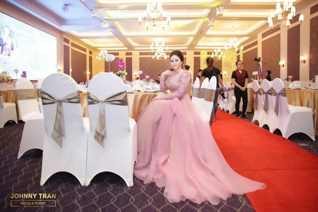 Hoa hậu Hoàng Thị Thảo Nguyên ngồi ghế nóng Hoa hậu Doanh nhân Việt Nam Toàn cầu 2020 - 1