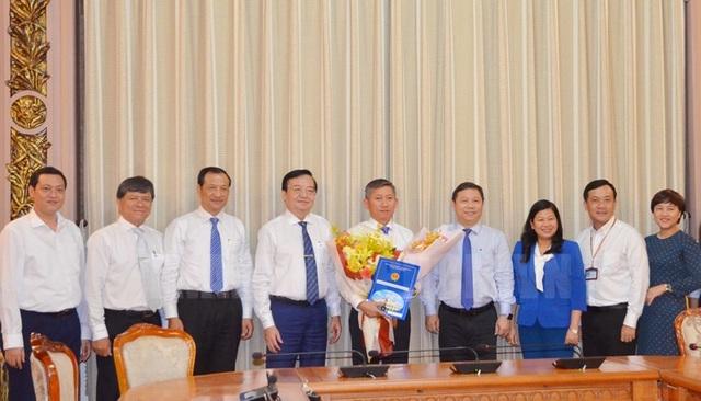 Ngành Giáo dục TPHCM có thêm Phó Giám đốc Sở 47 tuổi - 1