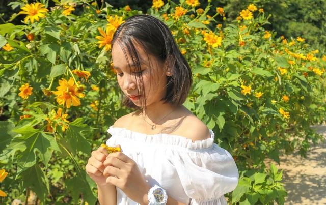 Loài hoa nổi tiếng Đà Lạt bung lụa ở Tràng An làm đắm say lòng du khách - 8