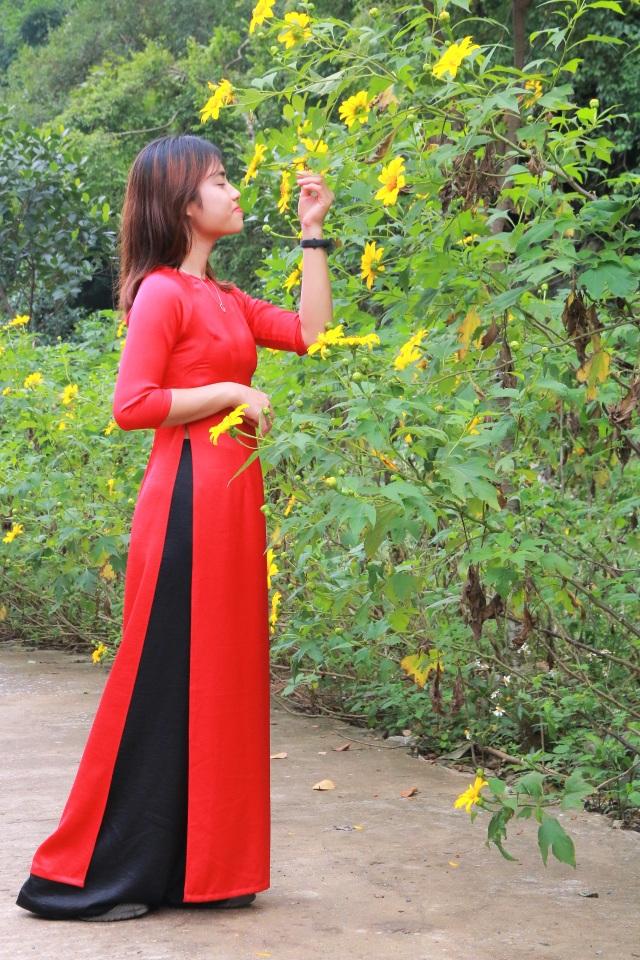 Loài hoa nổi tiếng Đà Lạt bung lụa ở Tràng An làm đắm say lòng du khách - 6