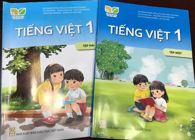 NXB Giáo dục rà soát lại toàn bộ SGK tiếng Việt lớp 1 - 1