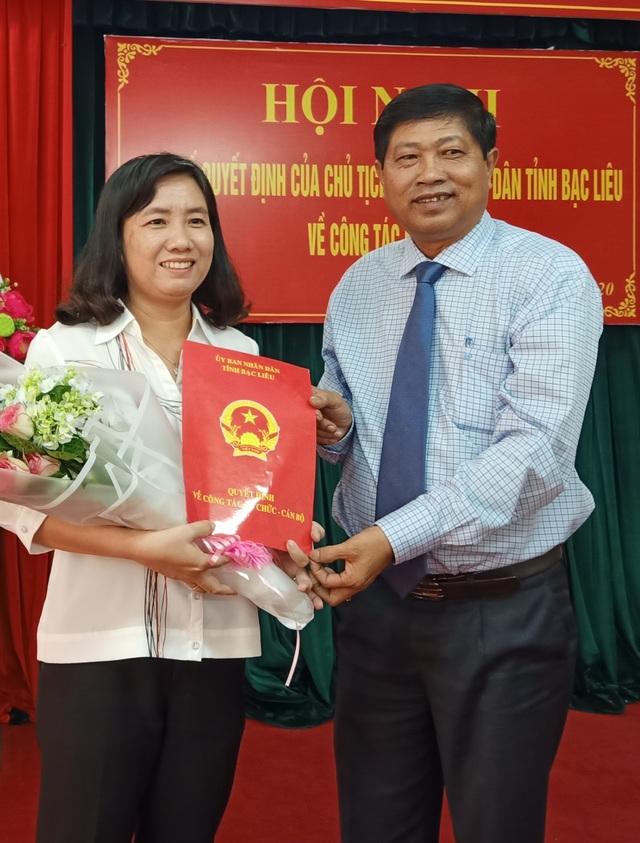 Bạc Liêu: Phân công Phó giám đốc 45 tuổi phụ trách điều hành Sở LĐ-TBXH - 1