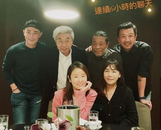 Lâm Tâm Như và Hoắc Kiến Hoa ngọt ngào hơn sau scandal cãi vã - 1