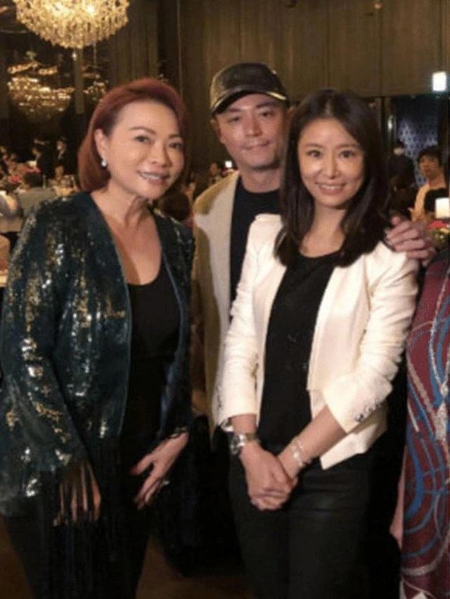 Lâm Tâm Như và Hoắc Kiến Hoa ngọt ngào hơn sau scandal cãi vã - 2